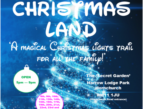 Havering Christmas Land – Harrow Lodge Park