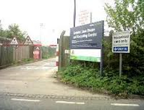 Gerpins Lane Recycling Centre update