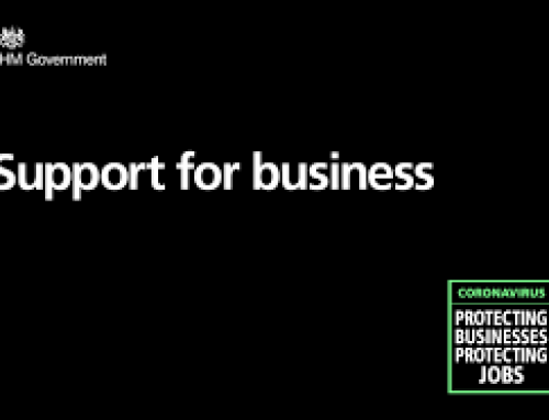 Government Business Support website