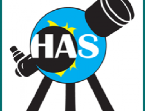 Havering Astronomical Society talk – Wednesday 31 March
