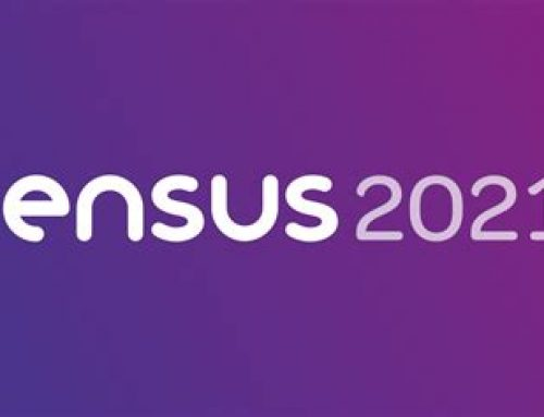 Update re 2021 Census